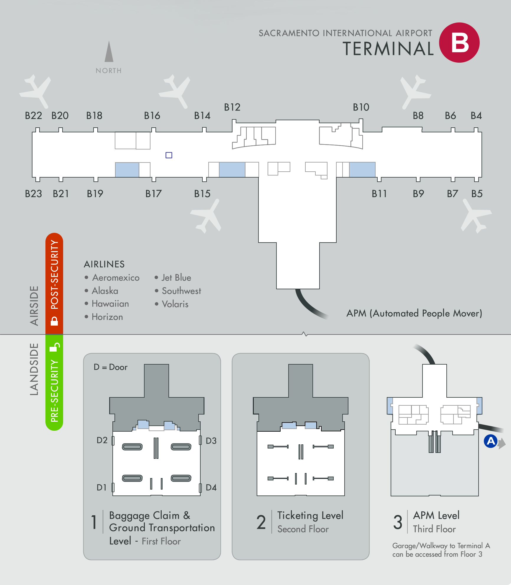 Sac International Airport Car Rental